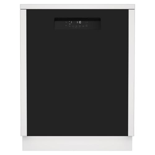 7656169580 24 Inch Tall Tub Front Control Dishwasher(black) Dwt52600bih
