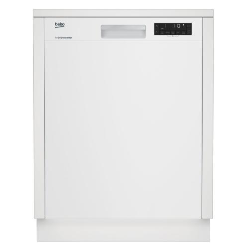 7664369580 24 Inch Front Control Dishwasher (White) Dut25401w