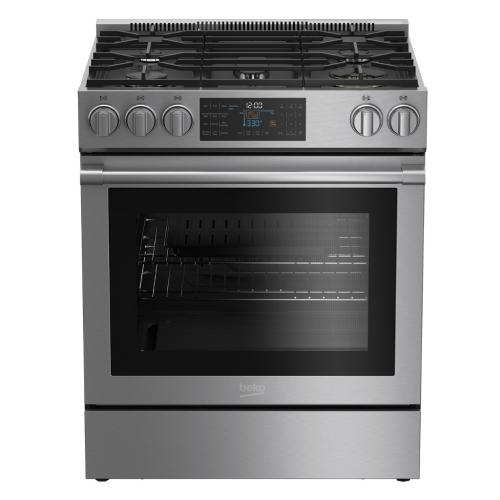 7732187906 30 Inch Slide-in Gas Range Slgr30530ss