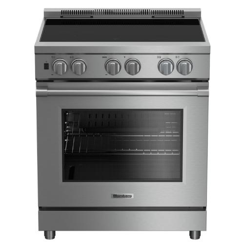 7732187916 30 Inch Pro-style Induction Range Birp34450ss
