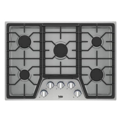 7751688336 30 Inch Gas Built-in Cooktop Bctg30500ss