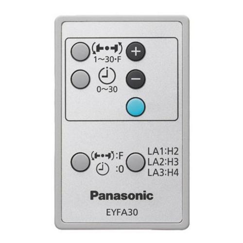 EYFA30B Remote ControlMain