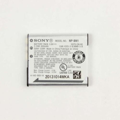 1-756-935-21 Np-bn1 Battery Npbn1Main