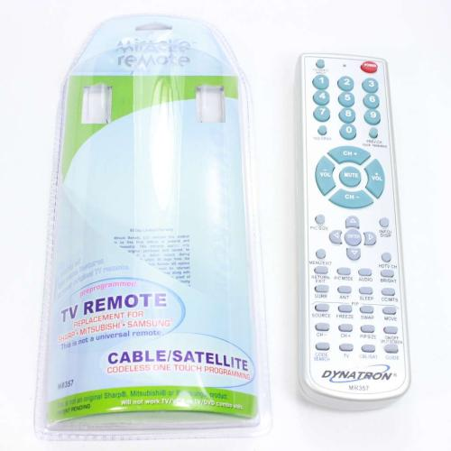 MR357 Miracle Sharp Unversal Remote