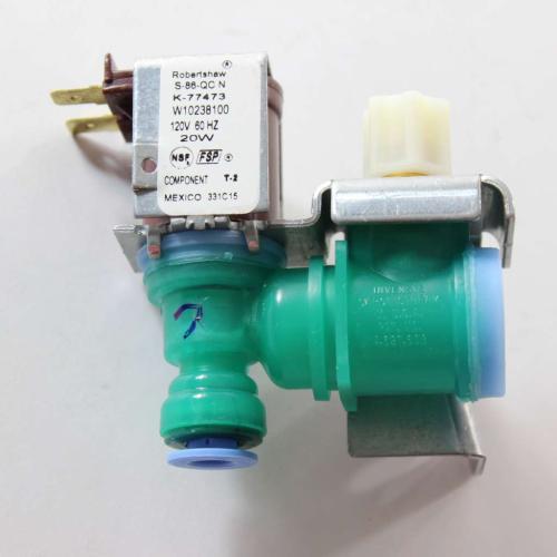 WPW10238100 Whirlpool Sxs Refrigerator Water Inlet Valve