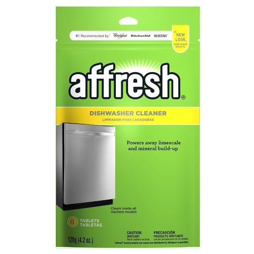 W10282479 Affresh Dishwasher Cleaner - 6 Count