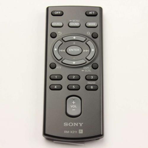 1-489-810-22 Remote Control (Rm-x211)Main