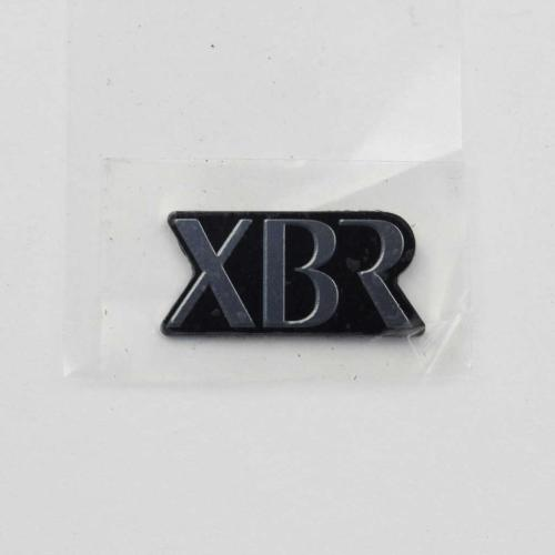 4-463-174-01 Badge Xbr Logo (H6)