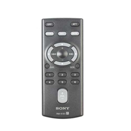 1-479-077-18 Remote Control (Rm-x151)Main