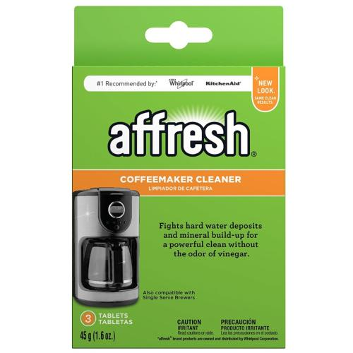 W10355052 Whirlpool W10355052 Affresh Coffee Maker Cleaner