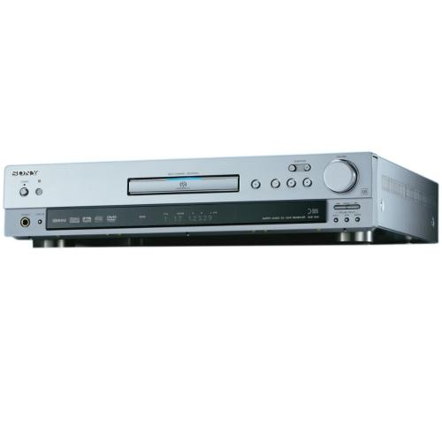 AVDS50ES Single Disc Dvd/sacd/cd Receiver With Progressive Scan Output