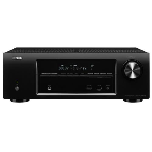 AVR1713 5.1 Channel Home Theater Receiver