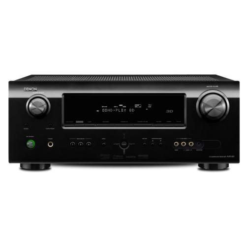 AVR591 5.1 Channel Home Theater Receiver With Hdmi