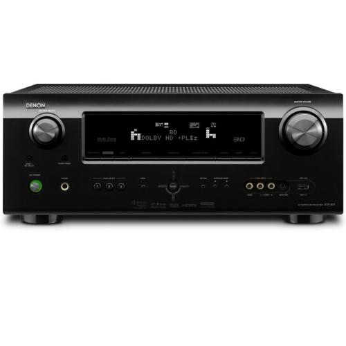AVR891 7.1 Channel 135W A/v 1.4 3D-ready Receiver
