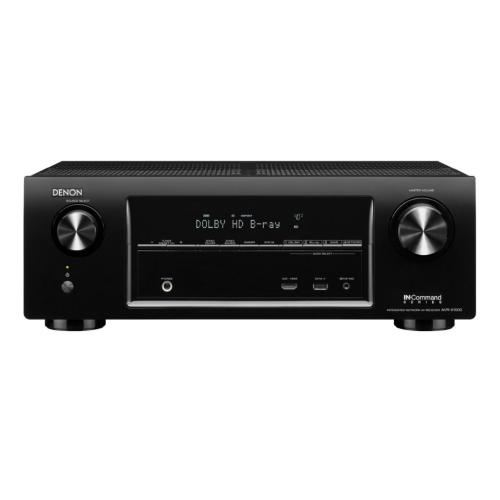 AVRX1000 5.1-Channel Home Theater Receiver