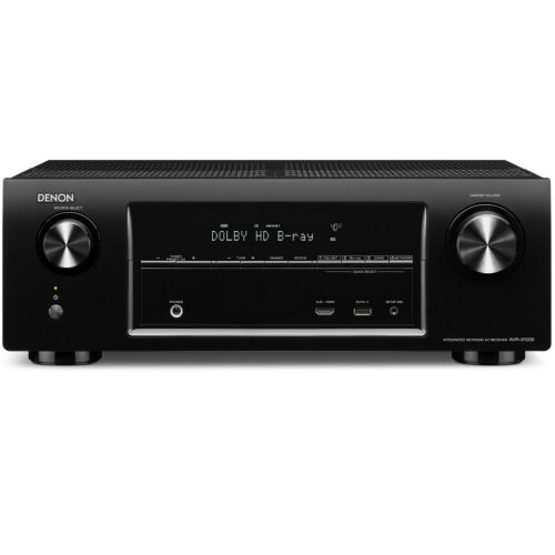 AVRX1000W Integrated Network Av Receiver