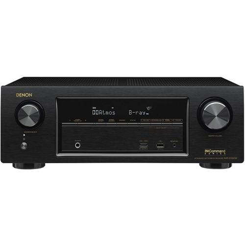 AVRX1300W Integrated Network Av Receiver