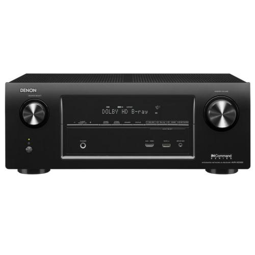 AVRX2000 7.1 Channel Integrated Network Av Receiver