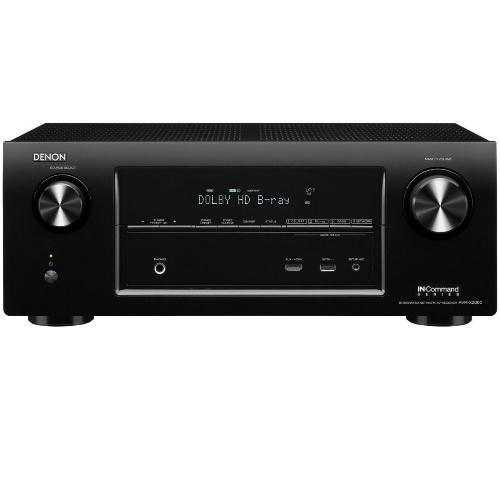 AVRX2000W Integrated Network Av Receiver