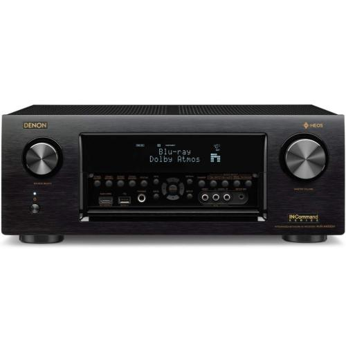 AVRX4300H 9.2 Channel Full 4K Ultra Hd Av Receiver With Heos