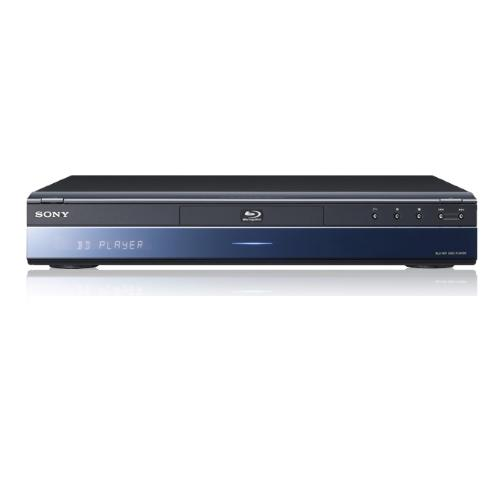 BDPS301 Blu-ray Disc Player With Hdmi Cable.