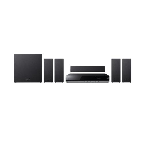 BDVE280 Blu-ray Disc Home Theater System