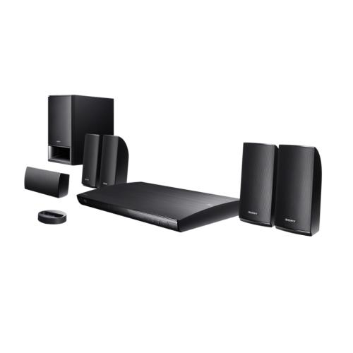 BDVE390 Blu-ray Disc Dvd Home Theater System