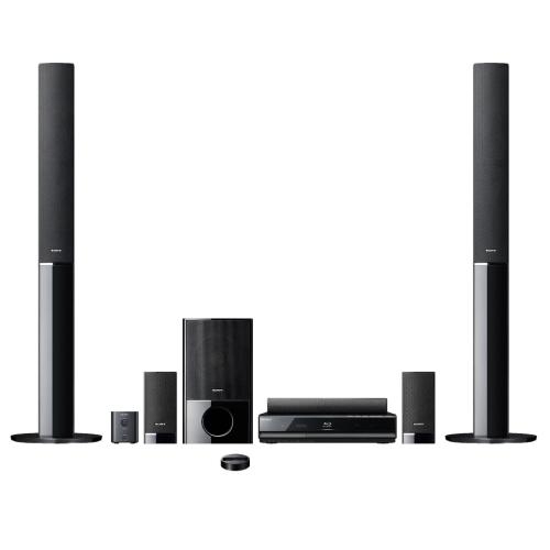 BDVE500W Blu-ray Disc Player Home Theater System