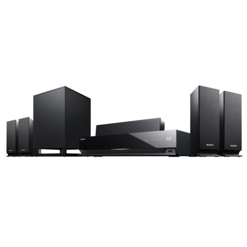 BDVE570 Blu-ray Disc Player Home Theater System