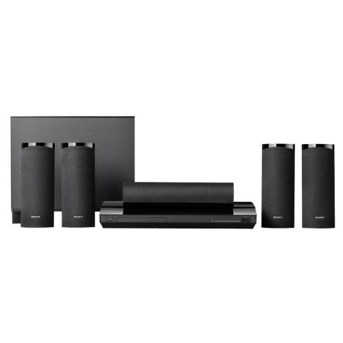 BDVE580 Blu-ray Disc Player Home Theater System