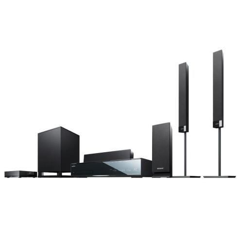 BDVHZ970W Blu-ray Disc Player Home Theater System