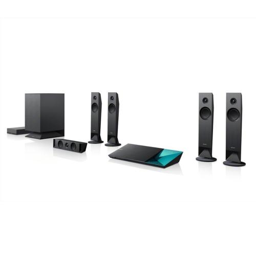 BDVN7100W Blu-ray Disc Dvd Home Theatre System