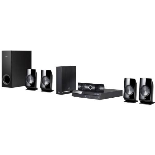BH6820SW 3D-capable Blu-ray Disc Home Theater System With Smart Tv And Wireless Speakers