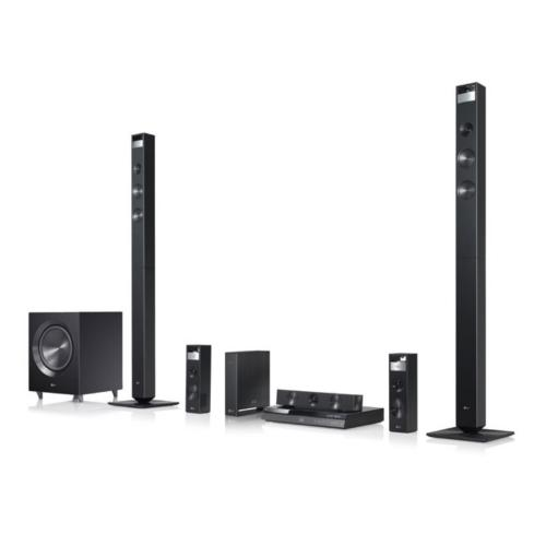 BH9420PW 3D-capable Blu-ray Disc Home Theater System With Smart Tv And Wireless Speakers