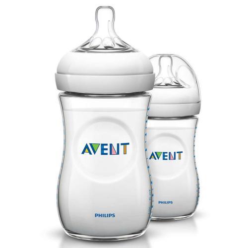 BOTTLES-NATURAL Avent Natural Baby Bottle