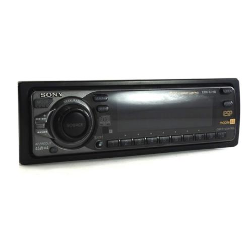 CDXC780 Fm/am Compact Disc Player