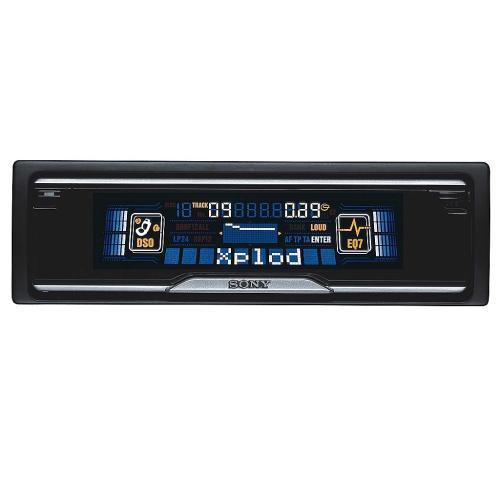 CDXCA860X Fm/am Compact Disc Player