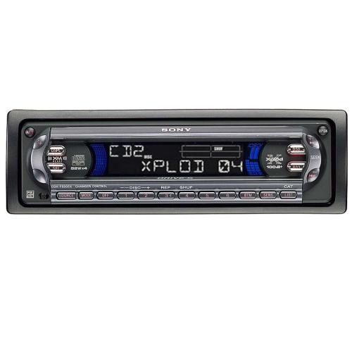 CDXF5005X Fm/am Compact Disc Player