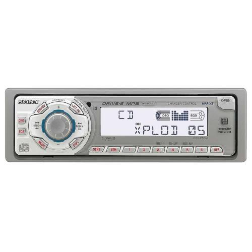 CDXF50M Fm/am Compact Disc Player