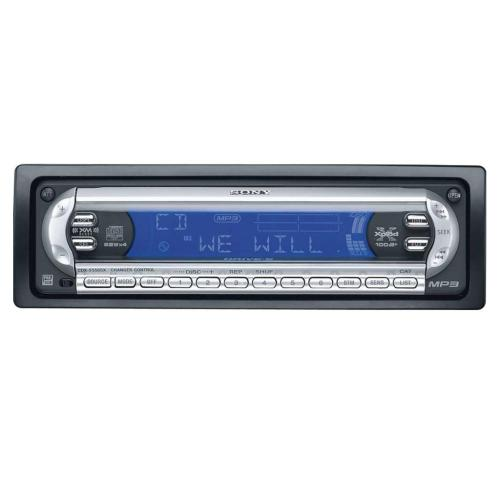 CDXF5505X Fm/am Compact Disc Player