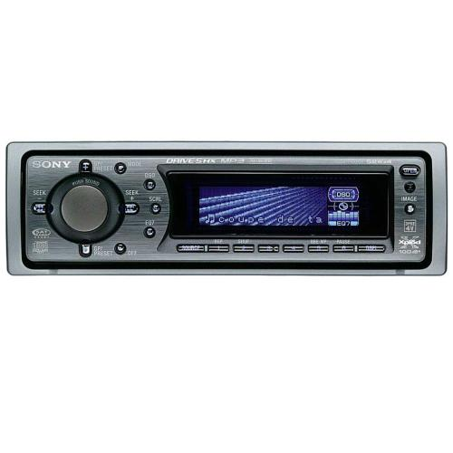 CDXF605X Fm/am Compact Disc Player