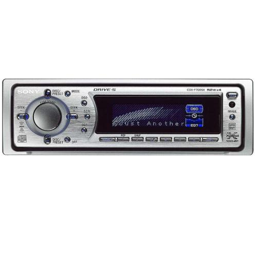 CDXF7005X Fm/am Compact Disc Player