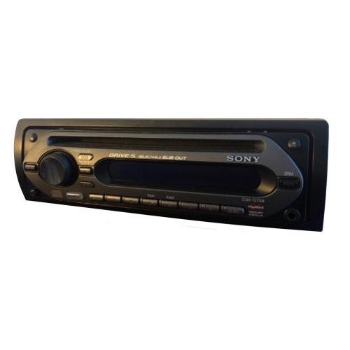 CDXGT06 Fm/am Compact Disc Player.