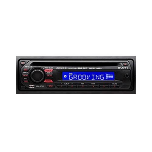 CDXGT08 Fm/am Compact Disc Player