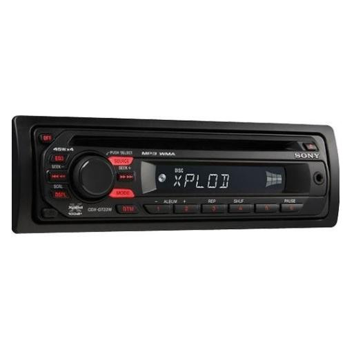 CDXGT23W Fm/am Compact Disc Player.