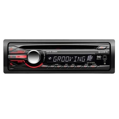 CDXGT25MPW Fm/am Compact Disc Player