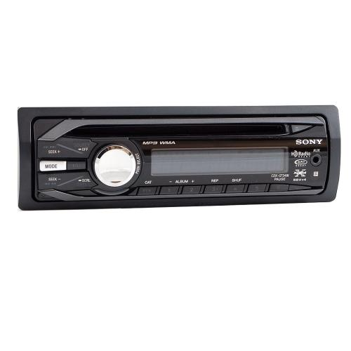 CDXGT34W Fm/am Compact Disc Player