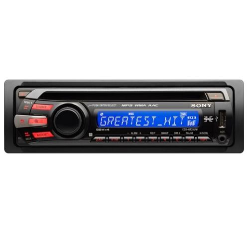 CDXGT35UW Fm/am Compact Disc Player