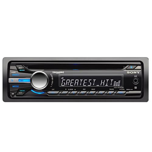CDXGT360MP Fm/am Compact Disc Player