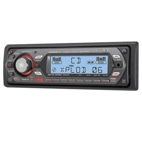 CDXGT400 Fm/am Compact Disc Player
